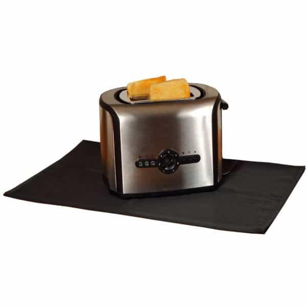 Feuerfeste Unterlage Toaster