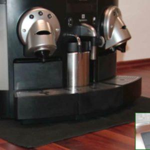 feuerfeste unterlage für kaffeemaschinen