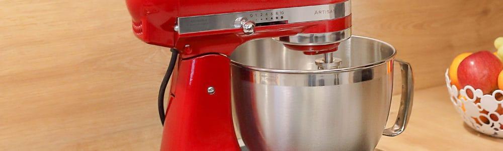 Brandschutzunterlage für Küchenmaschine