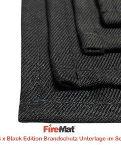 feuerfeste Brandschutzunterlagen im SET