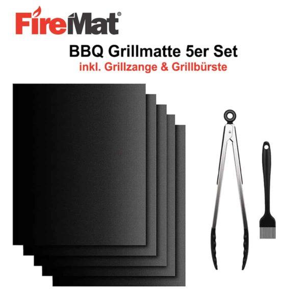 BBQ Grillmatte