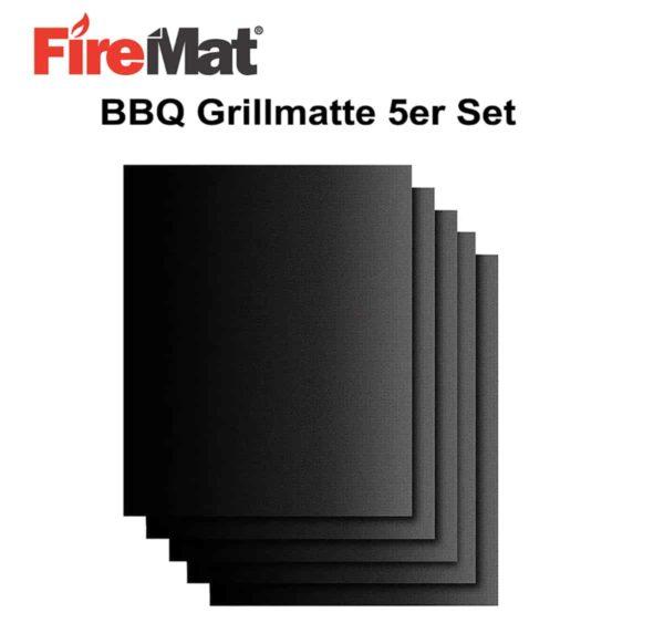 BBQ feuerfeste Grillmatte